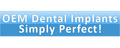 OEM Dental Implants: Seller of: implants, abutments, healing abutments, analog, titanuim implants, ball attachments, dental implants, angulated abutments, ratchets.