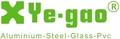 Shenzhen YeGao Building Materials Co., Ltd.: Buyer of: aluminium profiles, window door, facadecurtain wall, glass railing, glass canopy, stainless steel railing, staircase, aluminium veneer, glass fittings.