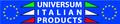 Universum Import-Export di Bugin S: Seller of: extra vergin olive oil, long-term food preservation, pasta, prosecco, sparkling wines, wines.