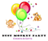 Busy Monkey Party Events & Gifts: Seller of: party supplies, cakes, jumping castles, party decor, balloons, gifts, corporate gifts, gift bags and paper, toys. Buyer of: party supplies, balloons, deco, packaging, toys, gifts, sweets.