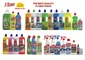 F-tenso Activas: Seller of: floor detergent, glass cleaner, degreaser, anti-bacterial, industrial detergent, private label detergent, laundry detergent, toilet cleaner, drain unblocker.