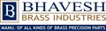 Bhavesh Brass Industries: Regular Seller, Supplier of: brass fittings, brass electrical fittings, split bolt connector, brass pipe fittings, brass insert, turned components.