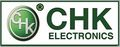 CHK Electronics: Seller of: jack plugs, jack sockets, control knobs, din connectors, jack cables, ac power connectors, dc power connectors, xlr connectors, optical components.