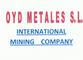 Oyd Metales Sl: Seller of: np1 nickel wire 9997, copper wire 9980, gold wire 9999, silver wire 9999, isotopic copper powder pmu, aluminium a5n ingots. Buyer of: gold open air mines, silver open air mines, platinum open air mines, iron ore open air mines.