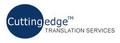 Cuttingedge Translation Services: Regular Seller, Supplier of: translation services, interpreting services, voiceover, multilingual dtp, document translation, website localisation, technical translation, legal translation, medical translation.