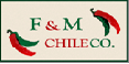 F & M Chile Company: Seller of: chili peppers, chili pods, chile california, chile new mexico, chili guajillo, chile ancho, paprika. Buyer of: chili pods, chili guajillo, chile california, chili ancho, chili new mexico, paprika.