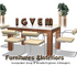 Igvem furniture: Seller of: furniture, decorative materials, interior decorative materials, steelfurniture, steel sittings, wooden panels, falsecieling, lighting material. Buyer of: wooden mtr, steel mtr, tiles, electric fittings and fixtures, electric wires and switches, falscieling mtr, hardware, kitchen fixtures, bathroom fixtures.