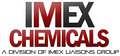 IMEX Chemicals: Seller of: titanium dioxide rutile anatase grade, zinc oxide, zinc stearate, gum rosin, turpentine oil, pentaerythritol.