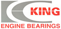 King Engine Bearings: Seller of: con rod bearings, main bearings, plain bearings, thrust washers.