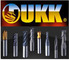 Ukk Carbide End Mills: Seller of: solid carbide, cutting tool, end mill, cutter.
