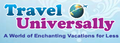 Travel Universally: Seller of: holiday, vacation, tour, travel, hotel, resort, flight, ticket, booking. Buyer of: holiday, vacation, tour, travel, hotel, resort, flight, ticket, booking.