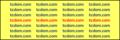 TcDOM: Seller of: domain name, business name, web names, internet name.
