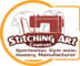 Stitching Art Company: Seller of: gym vest, t-shirt, polo shirt, bra, dirndl, sports bra, golf kitt, school uniform, sportswear. Buyer of: vest, apparel clothing, boxing kitt, martial arts kitt, jacket, trouser, hoodie, frock, pant.