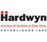Hardwyn: Seller of: door closers, door hardware, floor springs, glass patch fittings, door locks, spider fittings, stainless steel railings, balustrades, door handles.