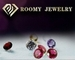 Wuzhou Roomy Jewelry Sales Department: Seller of: cubic zirconia, synthetic gemstone, ruby, blue sapphire, corundum, spinel, semi-precious gemstone, glass beads, crystal.