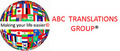 Abc Translations Group: Seller of: translations, relocation, immigration, teaching languages, edition, proofreading, interpretation, transportation, legal services. Buyer of: office suply, books, internet, software.