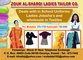 Zouk-al-sharqi ladies tailor company: Seller of: jackets, manufactures, wholesellers, school uniforms, shirt, paint, transportation, importexport, skurt etc. Buyer of: buttons, veglien, needles, elastic, etc.