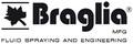 Braglia Srl: Seller of: electric valve, ball valve, control unit, pressure regulator, spray gun, nozzle, spray tip, test bench. Buyer of: swivel, hose shank, nut, o ring.