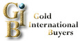 Gold International Buyer: Buyer of: gold bars, gold nuggets, gold.