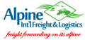 Alpine International Freight & Logistics: Seller of: air freight, bulk cargoes, full container loads, land transportation, less than container loads, ltl, project cargoes, sea consolidation, sea freight.