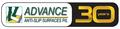 Advance Anti-Slip Surfaces Pty Ltd: Seller of: antislip stair nosings, antislip ladder rung covers, antislip safeplates, nonslip self adhesive tapes, antislip conveyor channel cleats, nonslip aluminium stair tread nosings.